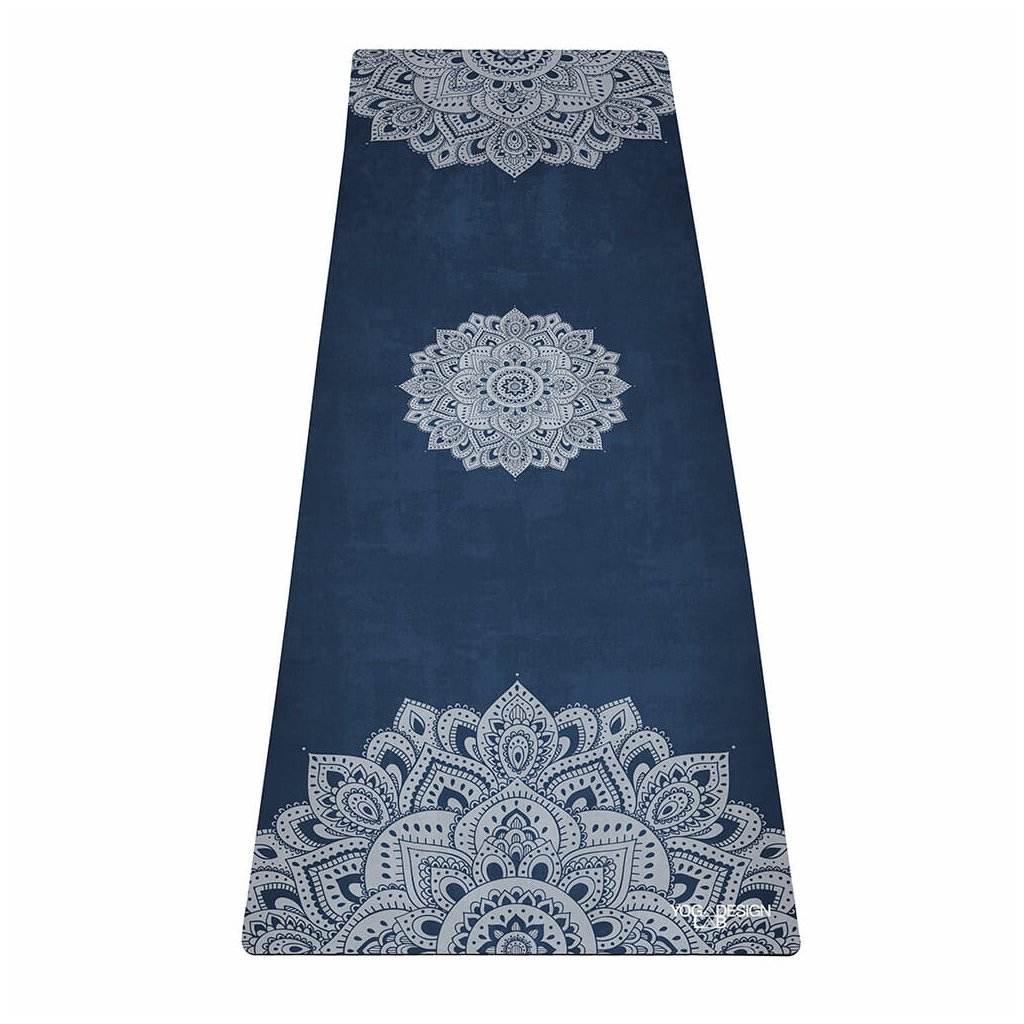 Yoga Design Lab Combo Mat Mandala Sapphire yoga mat 3.5 mm198/S104