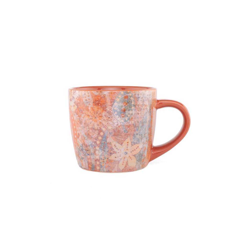 Bodhi Yogi Mug ceramic mug Rusty 300 ml198/S106