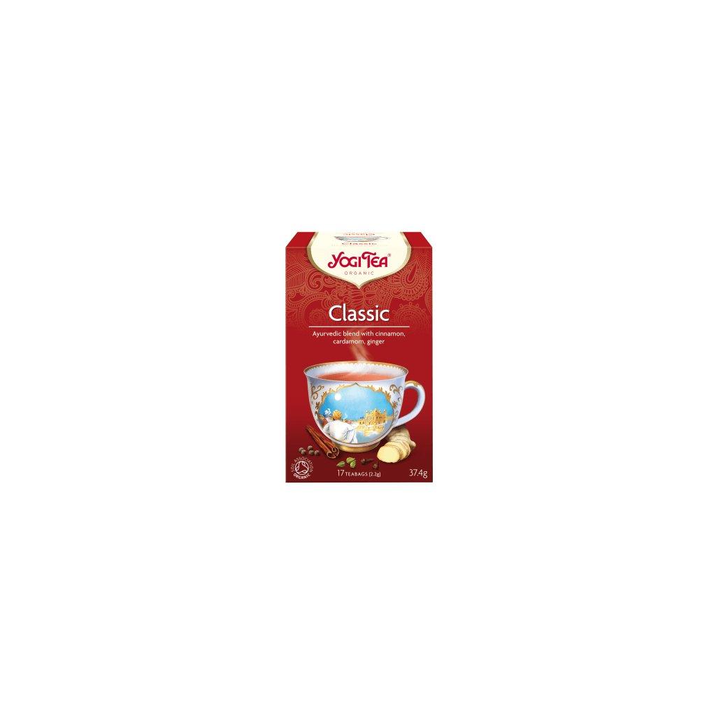 Yogi Tea Classic (Classic) Ayurvedic herbal tea, 17 x 2.2 g13362