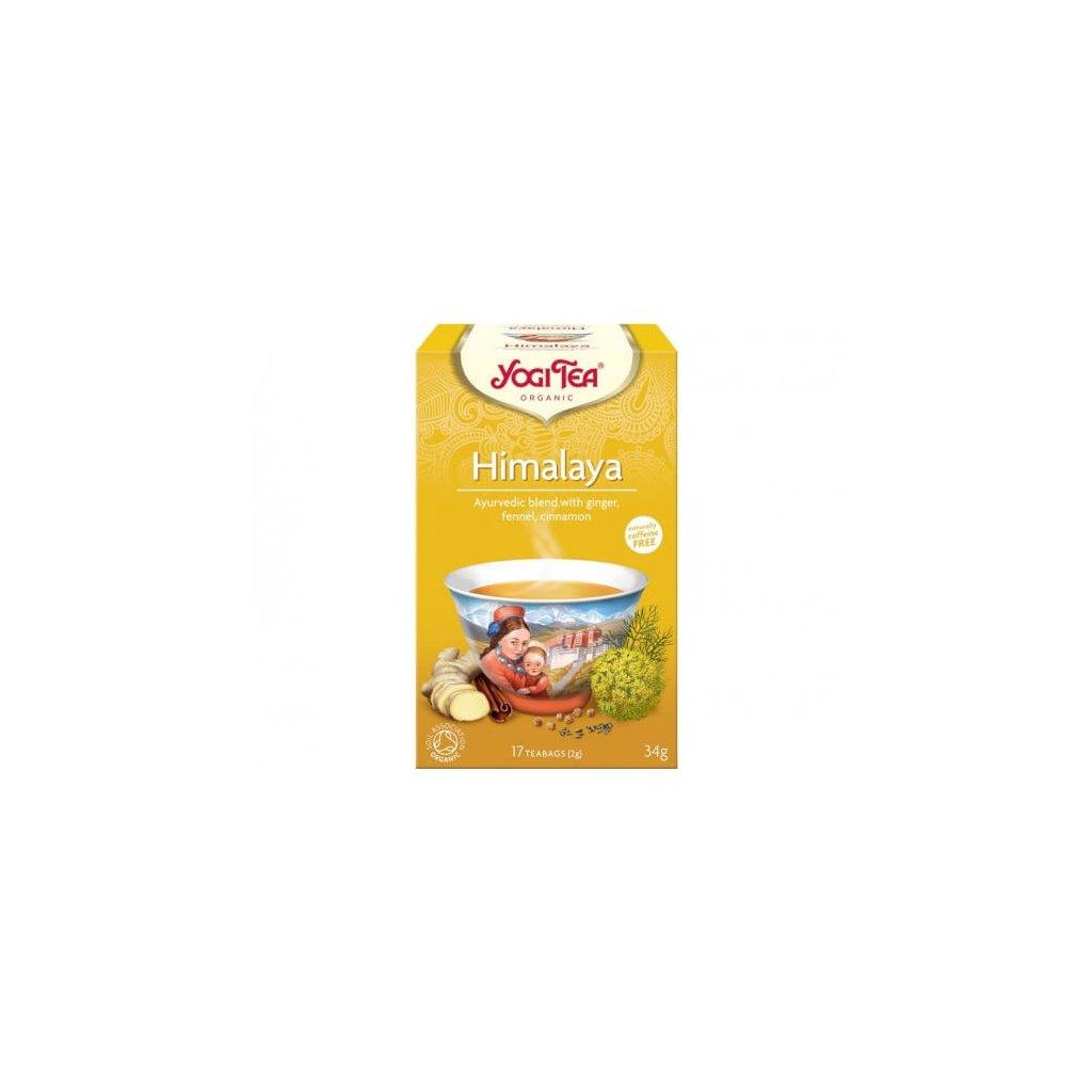 Bio Himalaya Yogi Tea 17 x 2 g198/S119