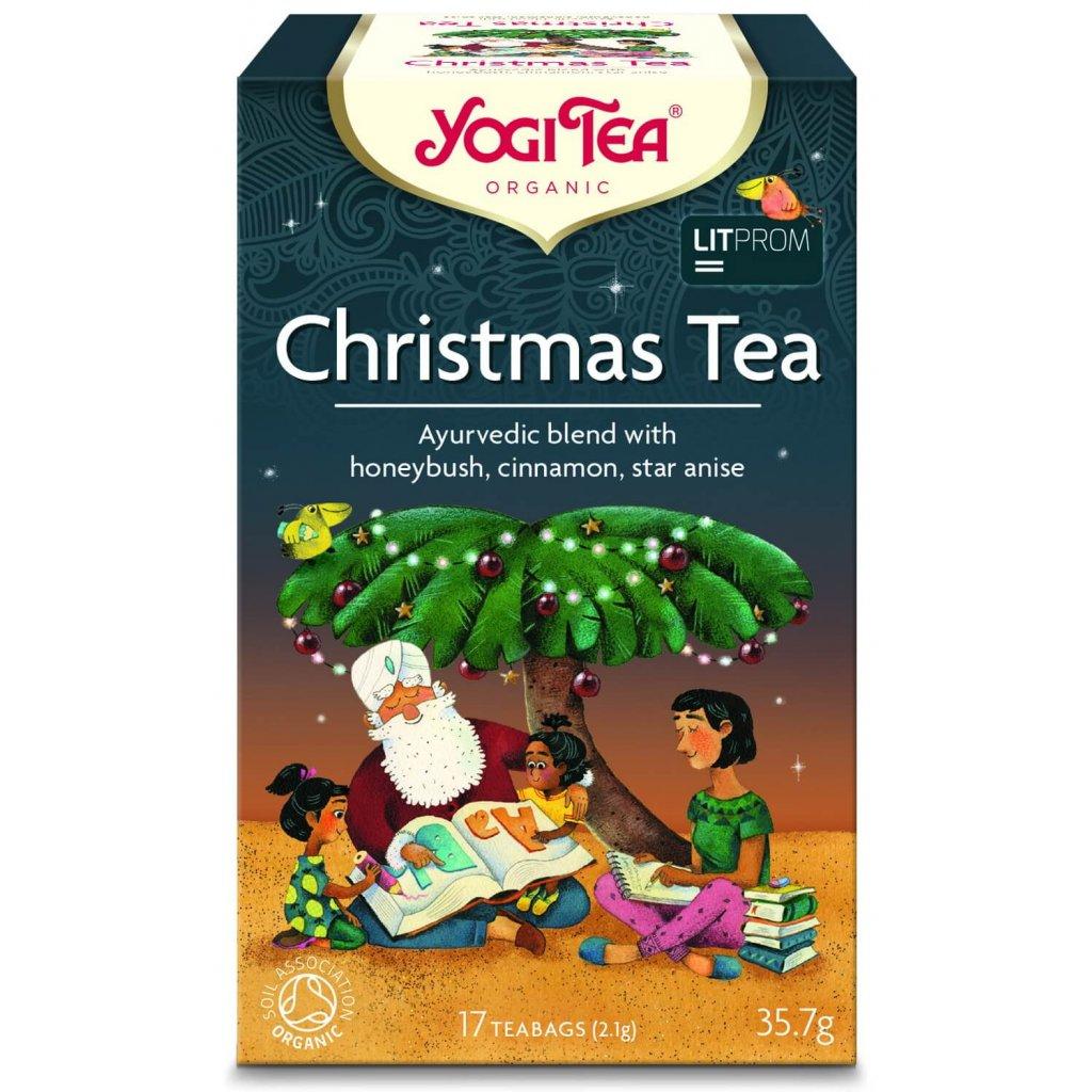 Yogi Tea Christmas (Christmas) - Ayurvedic Herbal Tea Organic Portion 17 × 2.1 g198/S208