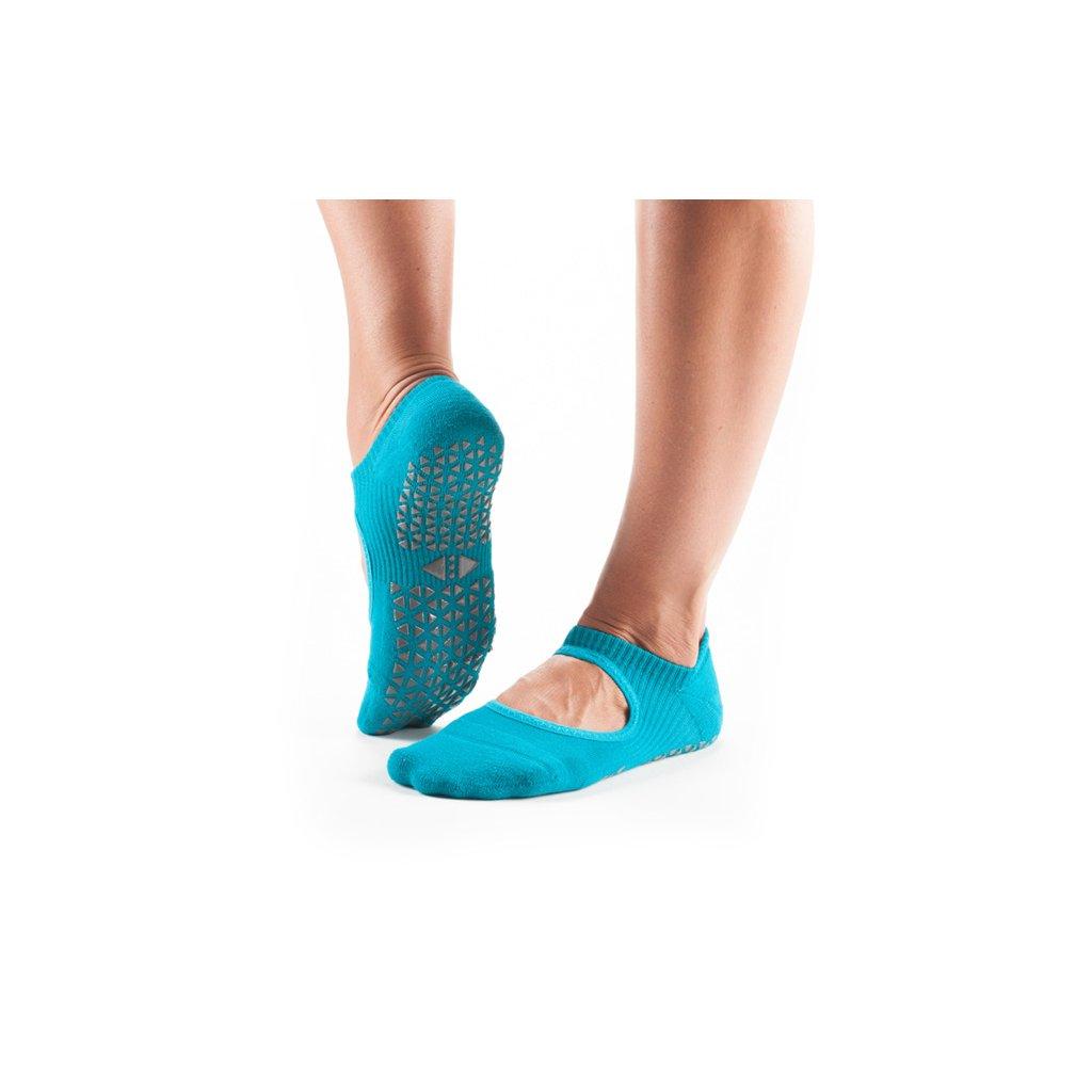 Tavi Noir Grip Socks Chey Ocean slip socks open14289/S