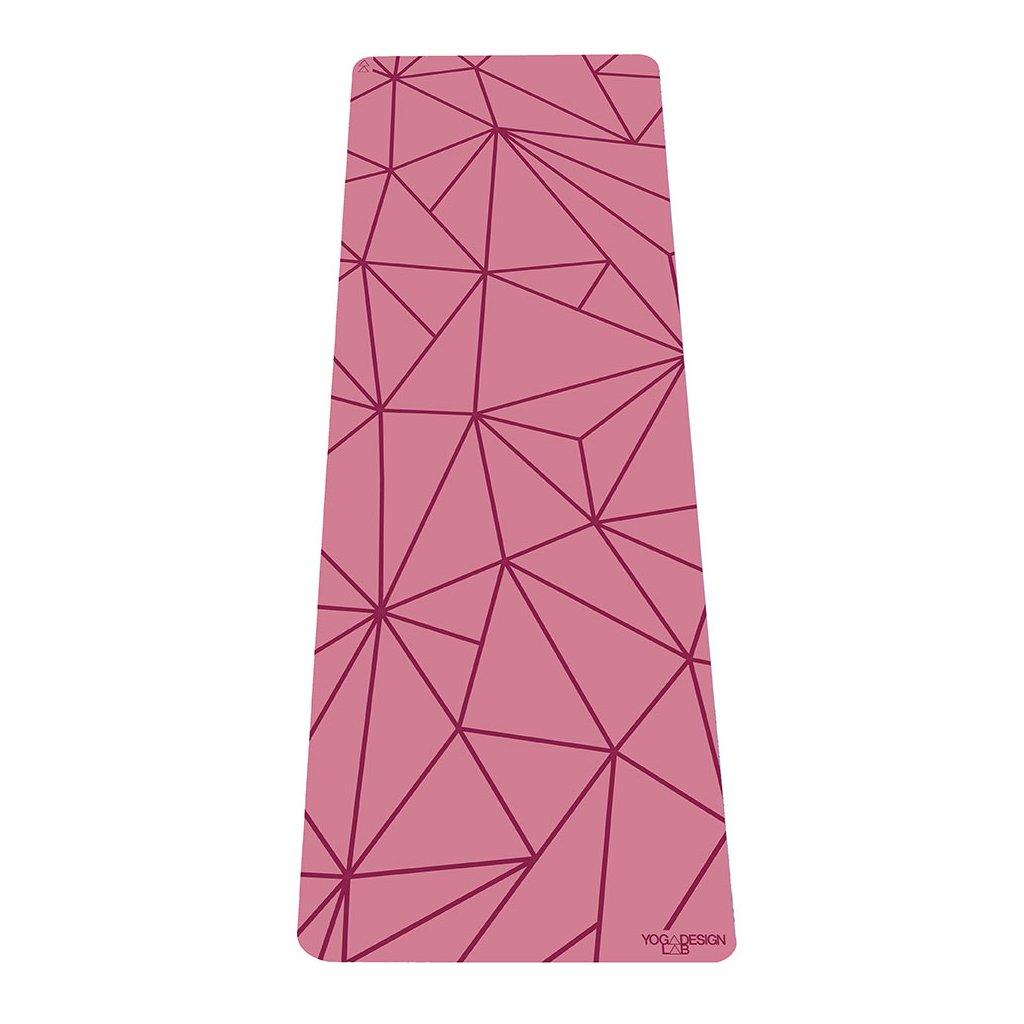 Yoga Design Lab The Infinity Mat Geo Rose 5 mm Yoga mat198/S226