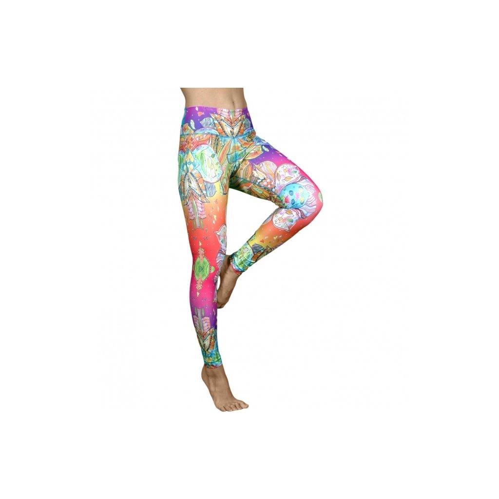 Bodhi Niyama Leggins Barcelona High Waist Leggings14610/XS