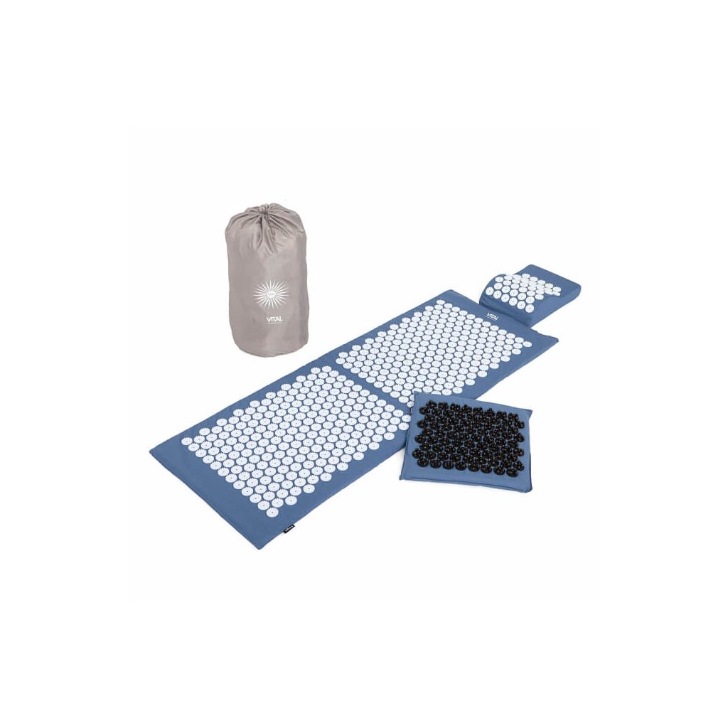 Bodhi set to acupressure VITAL DELUXE XL soft blue198/S266