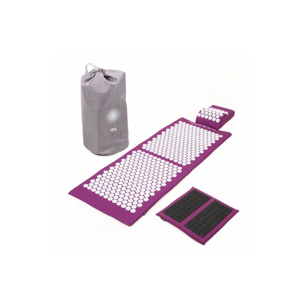 Bodhi set to acupressure VITAL DELUXE XL spiky purple14637