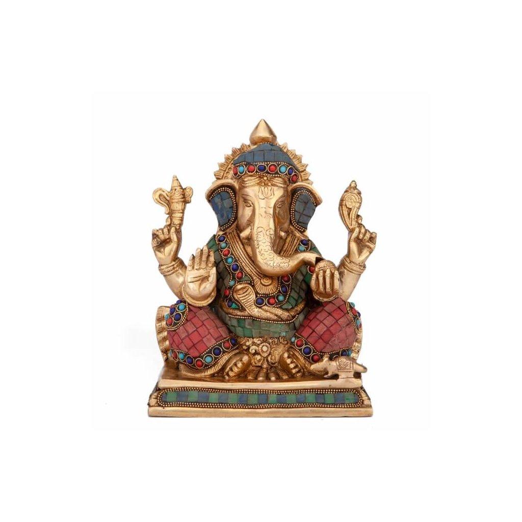 Bodhi Ganesha Statue 20 cm198/S295