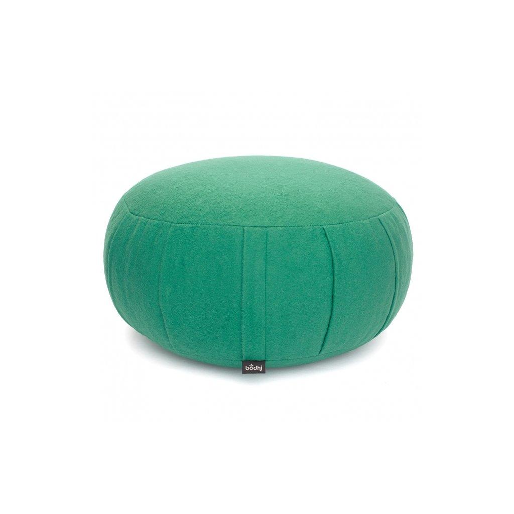Bodhi Meditation cushion ZAFU made in Germany (Velvet, kapok)14955/ZEL