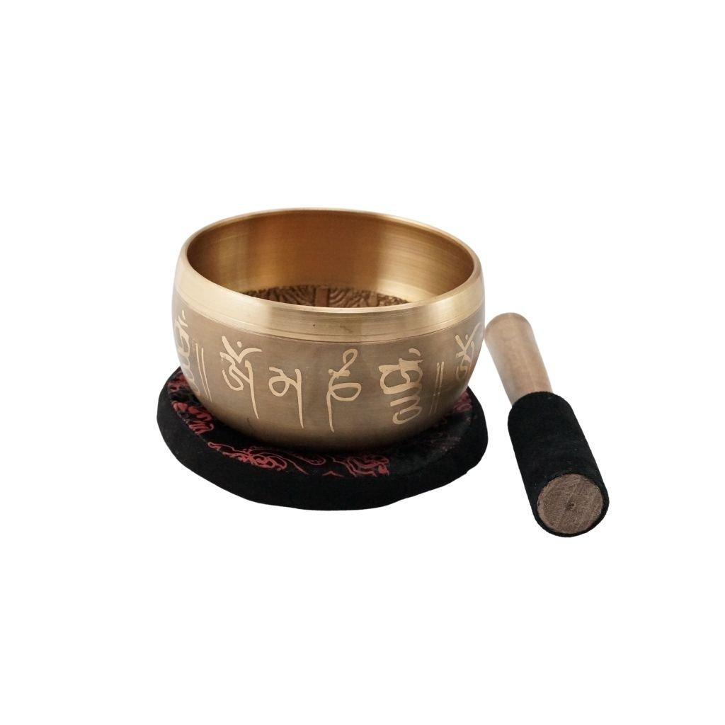Bodhi Indian singing bowl in gift box BUDDHA 11 cm15261
