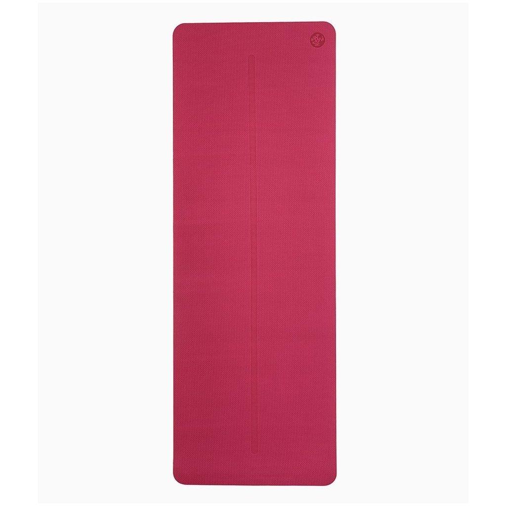 Begin Manduka yoga mat 5 mm dark pink dark pink yoga mat198/S3607