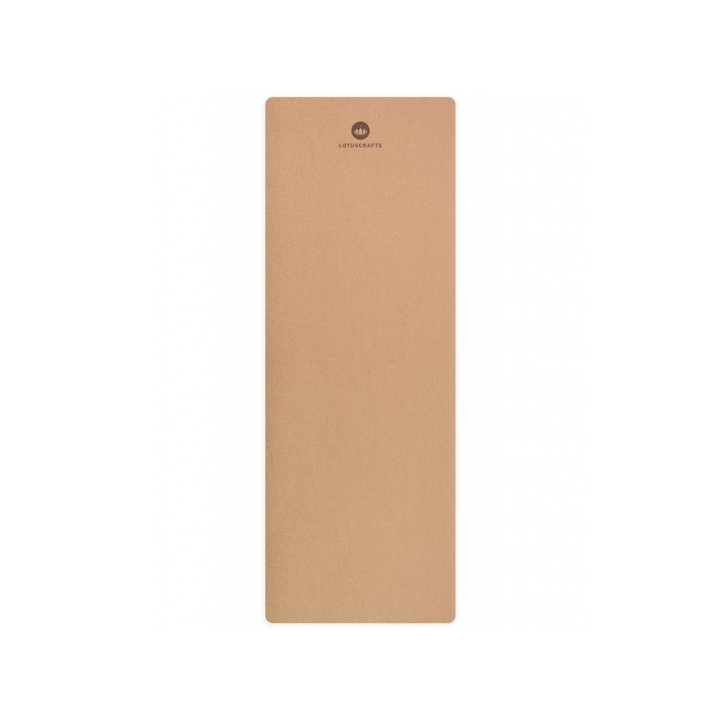 Lotuscrafts Yoga Mat Cork Lotus 5mm