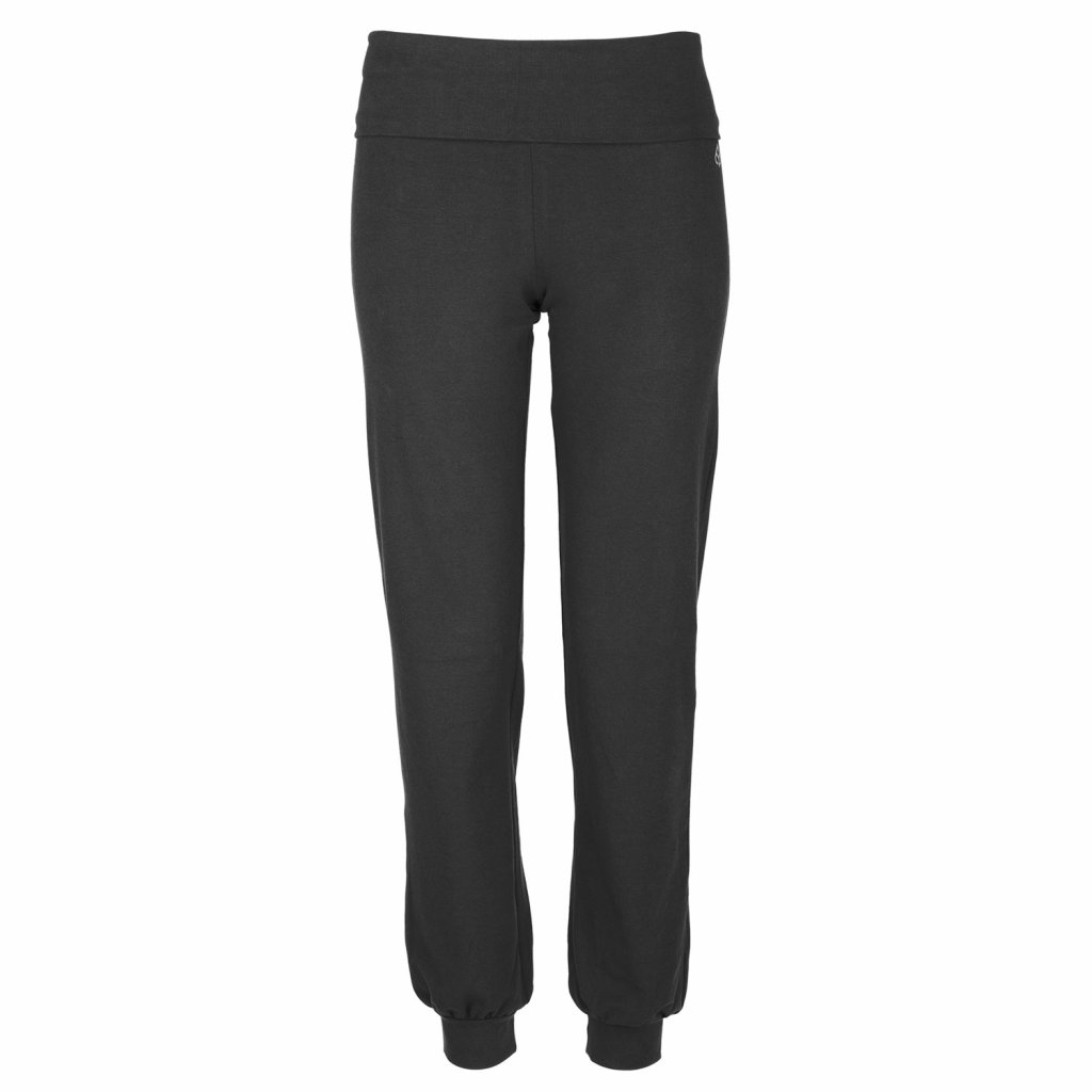 ca00a women yamadhi basic roll down black