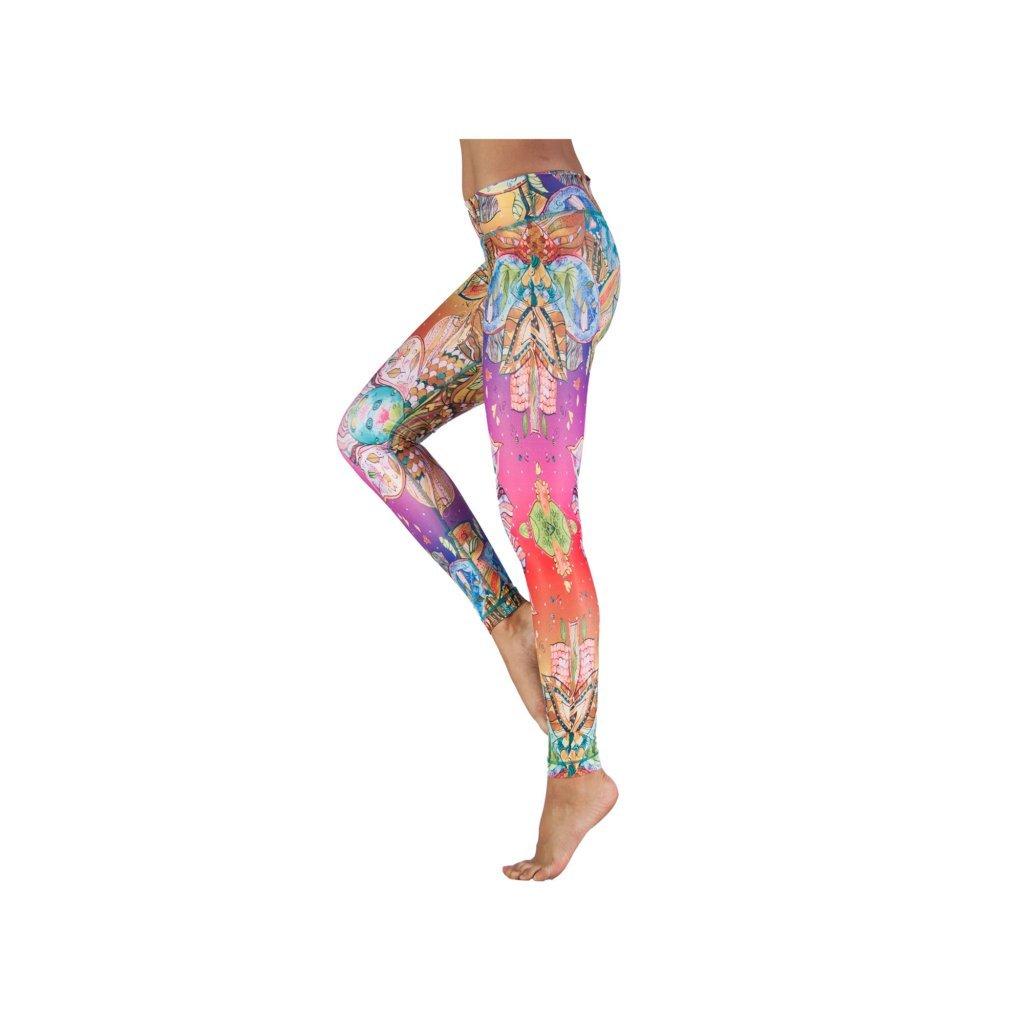 Bodhi Niyama women leggings Barcelona