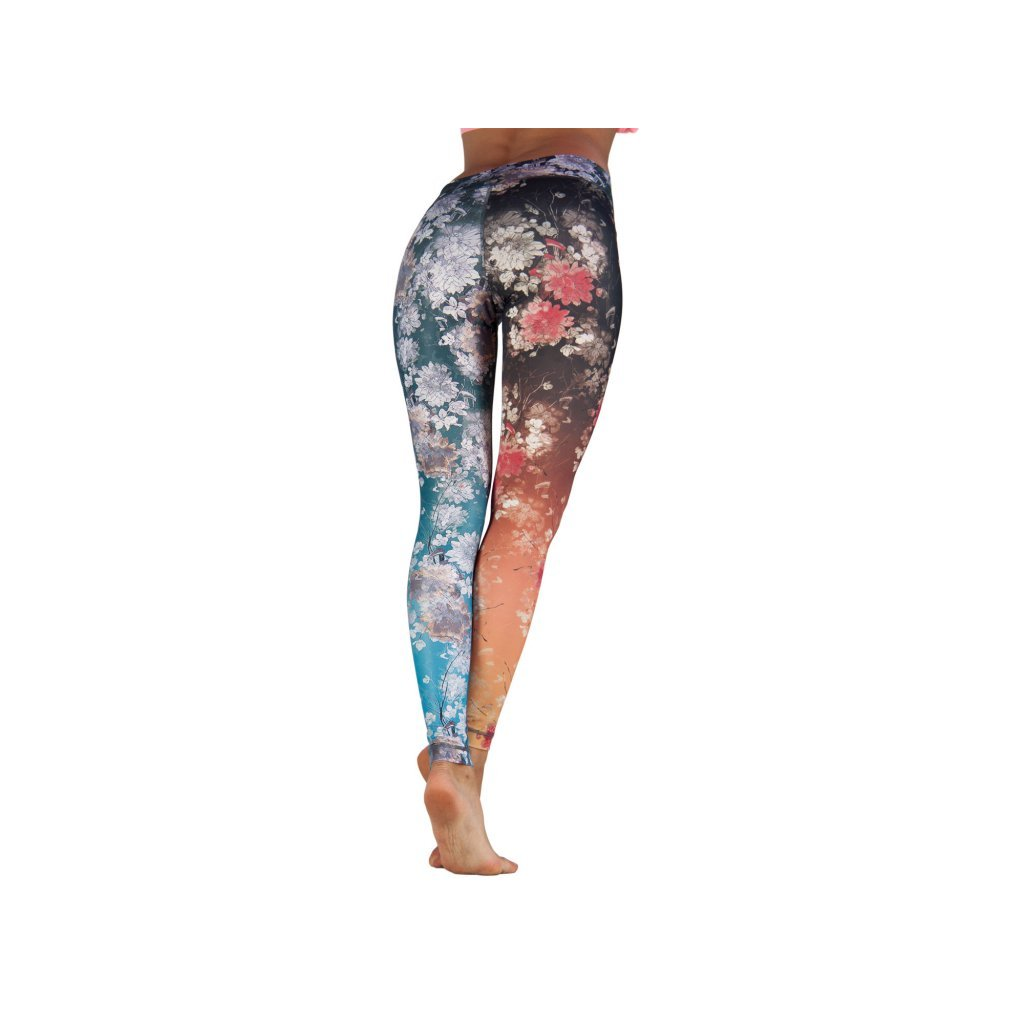 Bodhi Niyama women leggings Summer Breeze