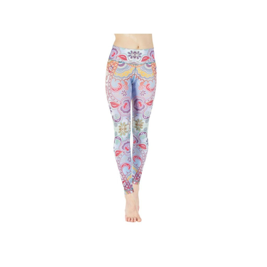 Bodhi Niyama women Leggins Ibiza Days