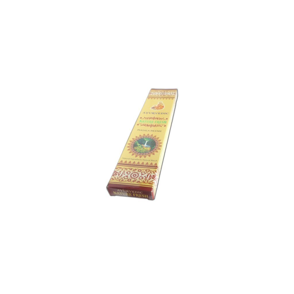 Flexity Ayurvedic Nature Fresh Masala Incense sticks 15 g
