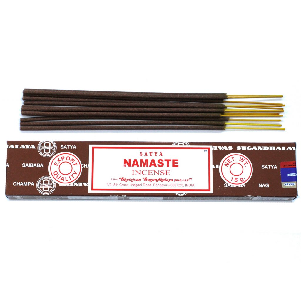 Flexity Satya Namaste Incense sticks 15 g