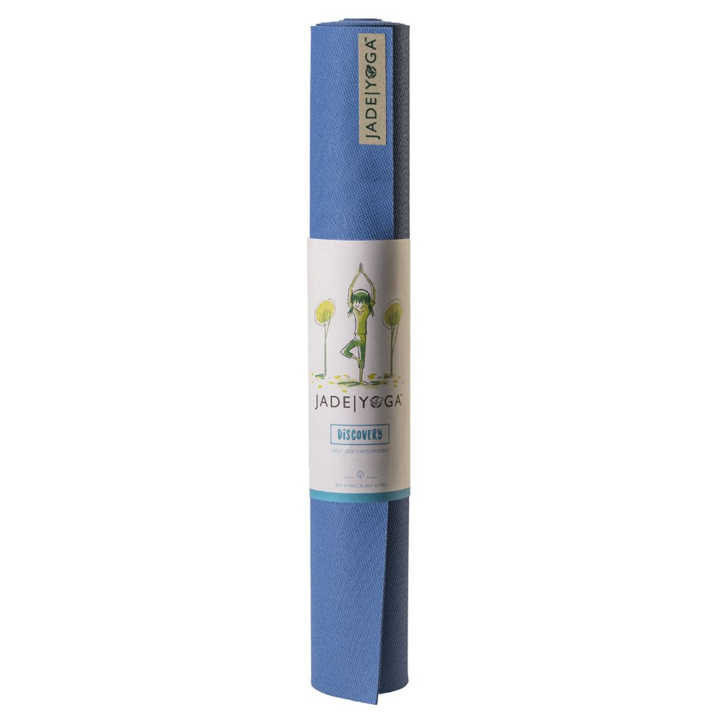 JADE Yoga Mat Discovery Kids natural rubber for Kids 111 x 48 cm x 3 mm