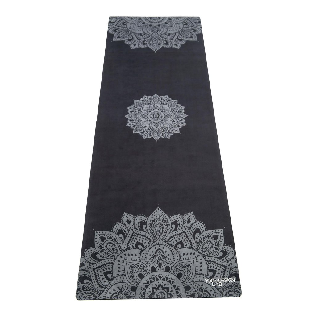 Yoga Design Lab Combo Mat Mandala 5.5 mm with carrying strap