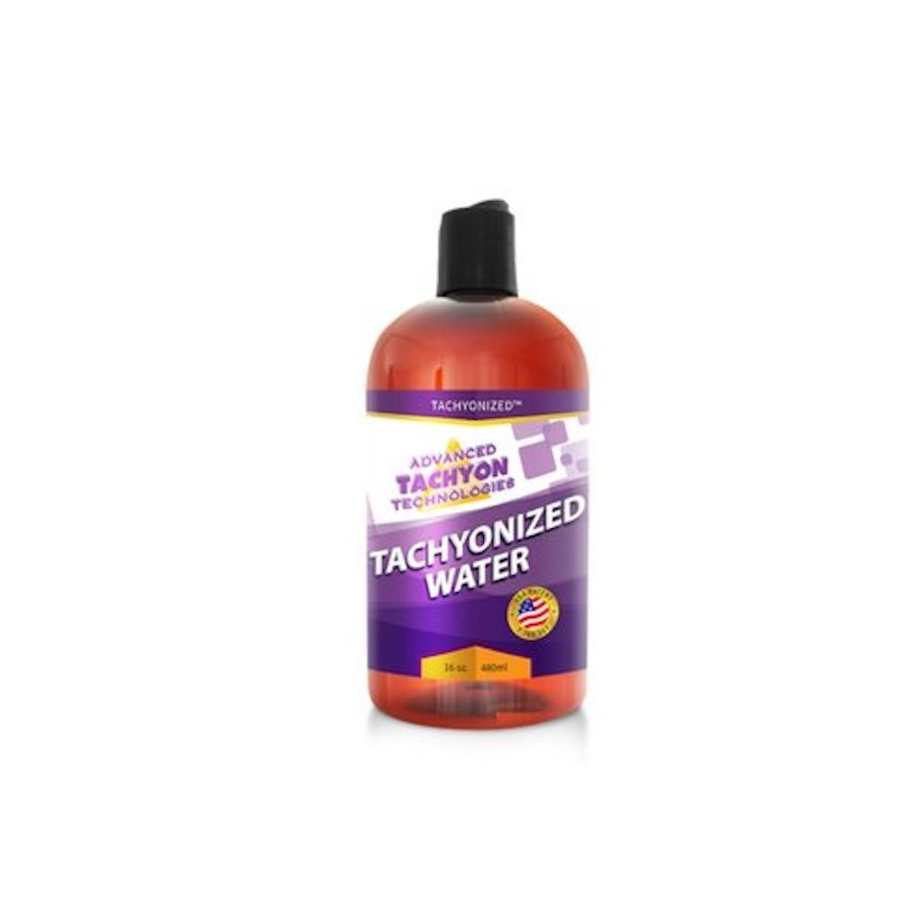 Tachyonized Water Tach-O-Splash 480ml