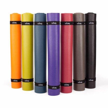 Bodhi mat Kailash Premium yoga mat with straps 3 mm 183 cm11050/TMA