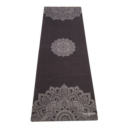 Yoga Design Lab Combo Mat Black Mandala Yoga mat 3.5 mm11353