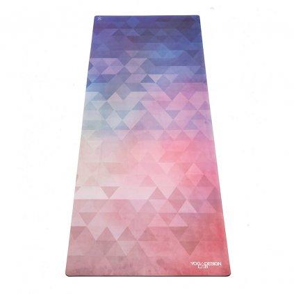 Yoga Design Lab Combo Mat Tribeca Love yoga mat 3.5 mm11368