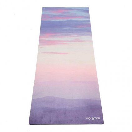 Yoga Design Lab Commuter Check Breathe Yoga mat 1.5 mm11578