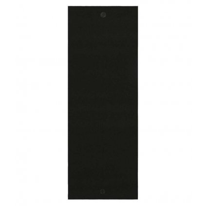Manduke yogitoes® yoga towel - Onyx (black)1846698015991