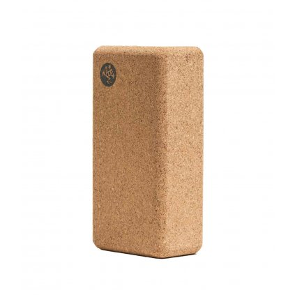Manduka Cork Block Yoga Lean 22 x 11 x 7 cm1193