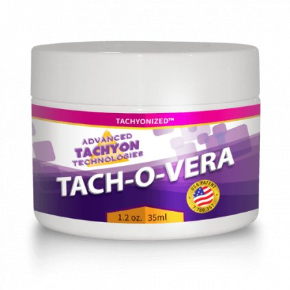 Tachyonized Tach-O-Vera Aloe Gel 35 ml12299
