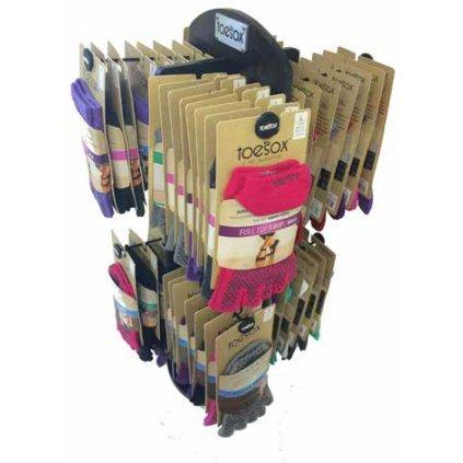 ToeSox stand tall socks12609