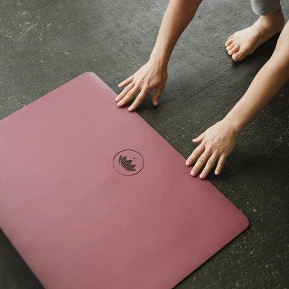 Lotuscrafts Yoga Mat Pure yoga mat 4 mm12978/SED