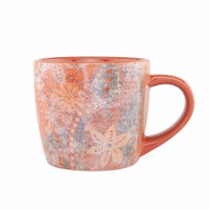Bodhi Yogi Mug ceramic mug Rusty 300 ml198/S106