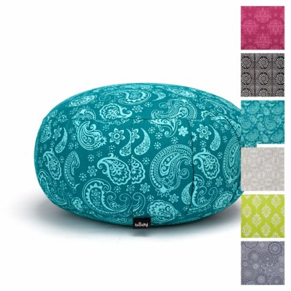 Bodhi Zafu meditation cushion Maharaja 38 cm - spelled13221/ZLT