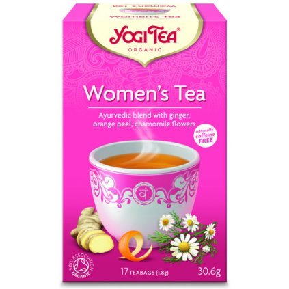 Yogi Tea Women 's Tea (tea Woman) Ayurvedic herbal tea 17 x 1.8 g198/S142