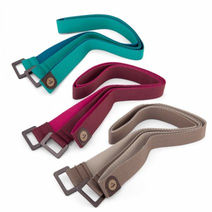Bodhi two-tone strap for carrying yoga mats14439/SED