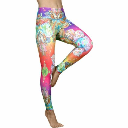 Bodhi Niyama Leggins Barcelona High Waist Leggings14610/XS
