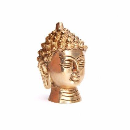 Bodhi Buddha statue head 7.5 cm198/S286