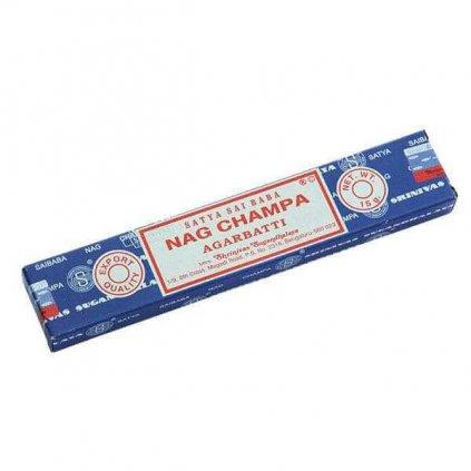 Bodhi Sai Baba Nag Champa incense stick 15 g198/S297
