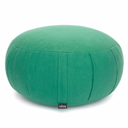 Bodhi Meditation cushion ZAFU made in Germany (Velvet, kapok)14955/ZEL