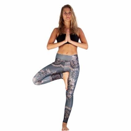 Bodhi Niyama Leggins Dancing Beauty leggings14976/XS2