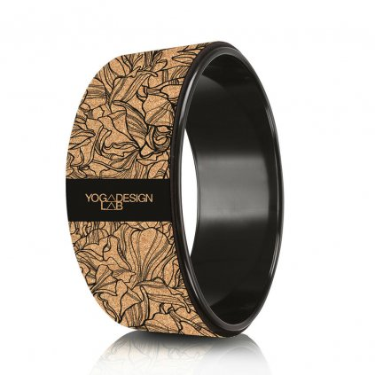 Yoga Yoga Design Lab Wheel AADRIKA Black cork wheel198/S332