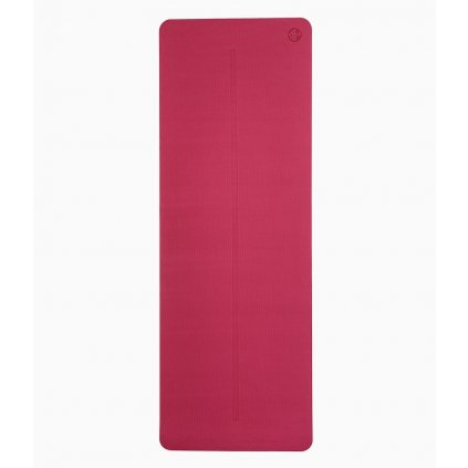 Begin Manduka yoga mat 5 mm dark pink dark pink yoga mat198/S3607