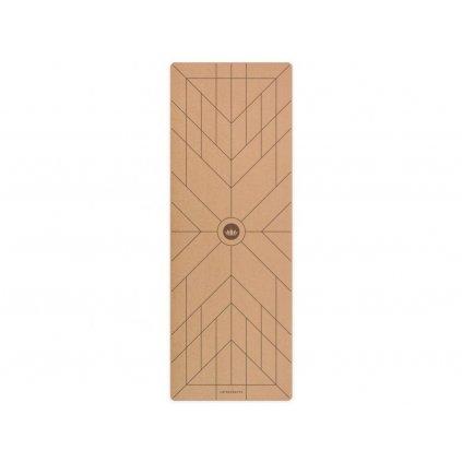 Lotuscrafts Yoga Mat Cork ALIGN 5mm