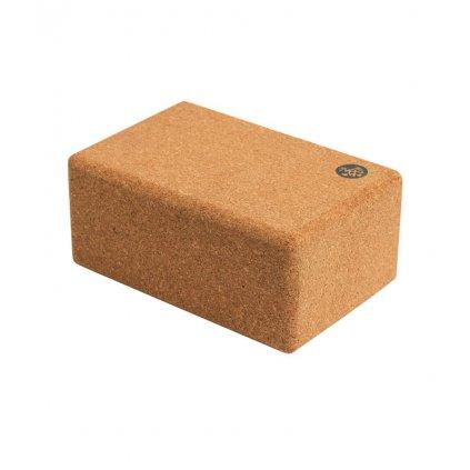 Manduka yoga cork block 23 x 15 x 10 cm1658
