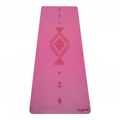 8996950mm infinity yoga mat tribal rose 3947