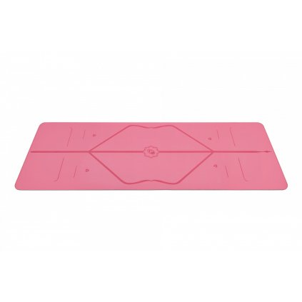 Liforme Yoga Mat yoga mat 4 mm to the model (Pink)196