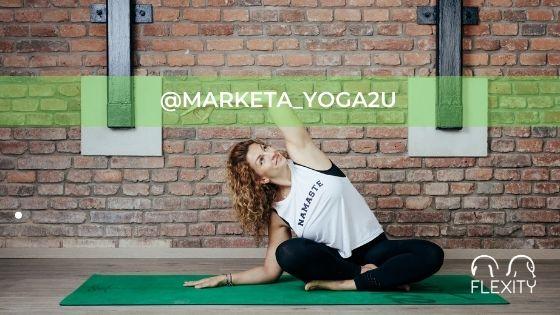 Markéta Sulejmáni @yoga2you