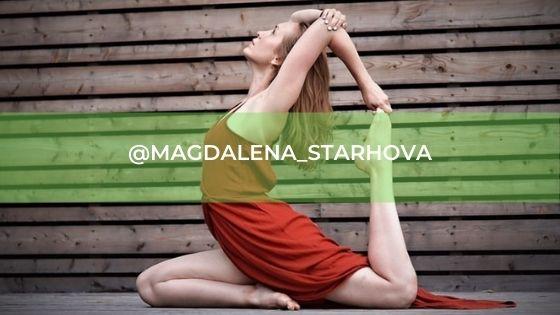 Magdaléna Štarhová @magdalena_starhova